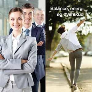 Balance energi og overskud